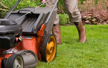 benefits of Wrexham lawn mowing